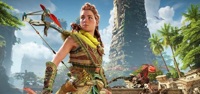 Некоторые геймеры недовольны щеками Элой из Horizon Forbidden West