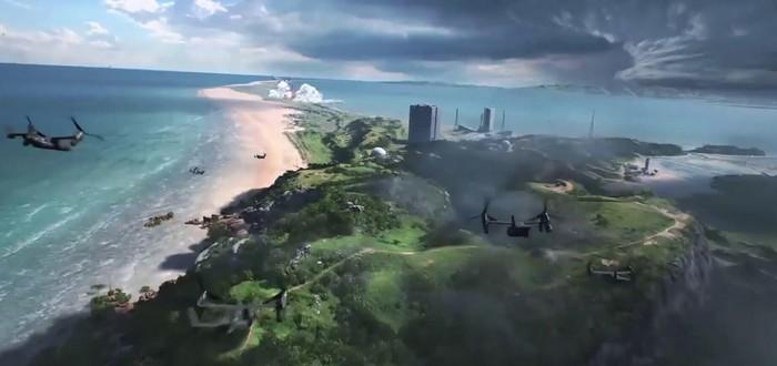 Альфа Battlefield 6 может стартовать в июле