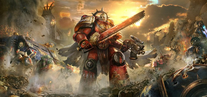 Games Workshop проведет ивент по играм Warhammer