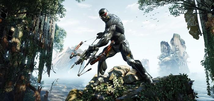 Трилогия Crysis Remastered выйдет этой осенью