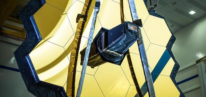Запуск телескопа Джеймса Уэбба снова перенесли, но все не так плохо