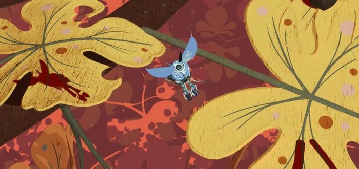 Мехи против насекомых в релизном трейлере приключенческого экшена Stonefly