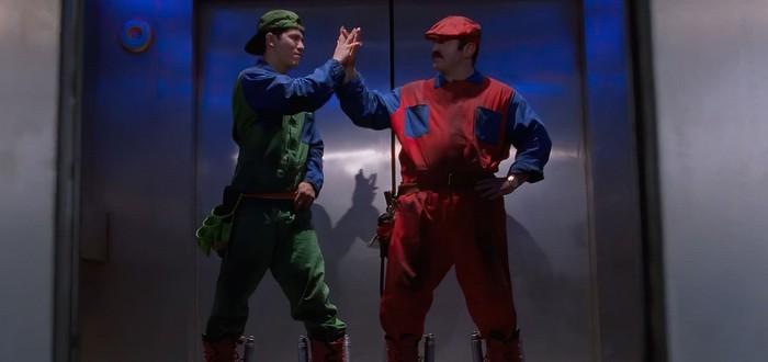 """Фанаты выпустили расширенную версию фильма """"Супербратья Марио"""""""