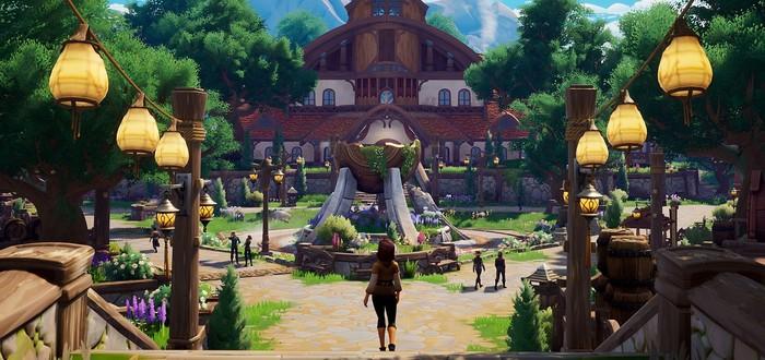 Анонсирована бесплатная MMO Palia — смесь Stardew Valley, Animal Crossing и World of Warcraft