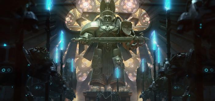 Анонсирована Warhammer 40,000: Chaos Gate - Daemonhunters — новая тактическая RPG