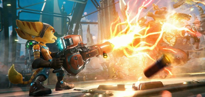 Новый ролик Ratchet & Clank: Rift Apart посвящен эволюции франшизы