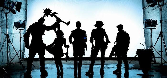 Главные герои на промо-фото экранизации Borderlands