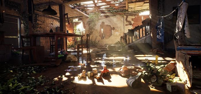 Супермен, космос и чудеса со светом в новой порции наработок на Unreal Engine 5