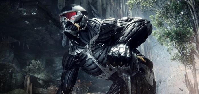 Слух: Microsoft купит Crytek и перезапустит серию Crysis
