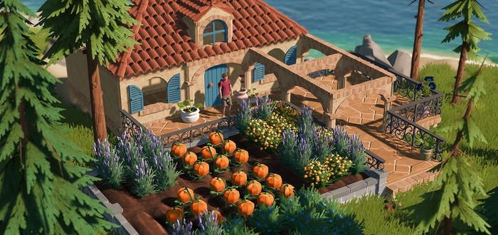 Демоверсия Len's Island будет доступна в Steam в рамках Steam Next Fest