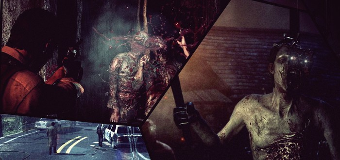 The Evil Within: трейлер с TGS
