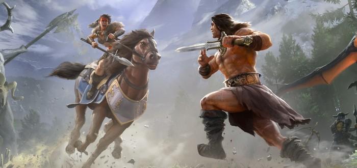 Сравнение Conan Exiles на Xbox One и Xbox Series