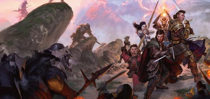 Первые кадры со съемок экранизации Dungeons & Dragons