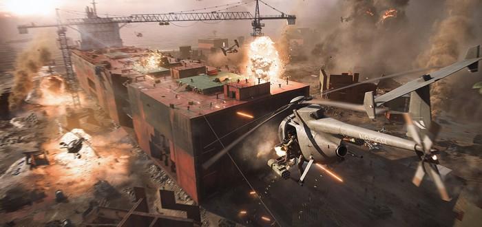 Первый трейлер Battlefield 2042 — релиз 22 октября