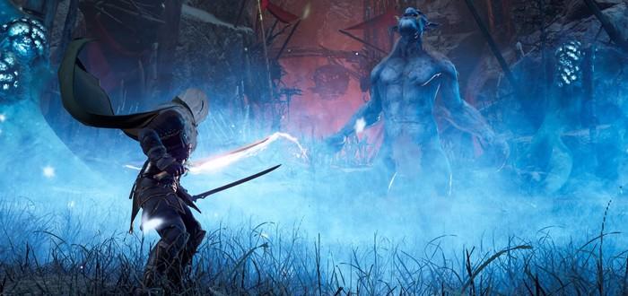 Обзорный геймплейный трейлер Dungeons & Dragons: Dark Alliance