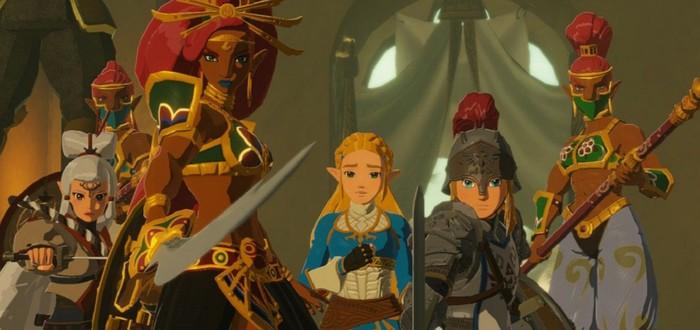 Nintendo исправила баг с бесплатными бонусами для Hyrule Warriors: Age of Calamity