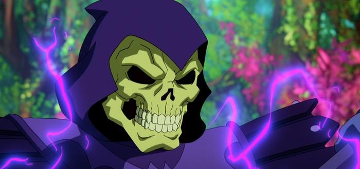 Netflix представил дебютный тизер мультсериала Masters of the Universe: Revelation Кевина Смита