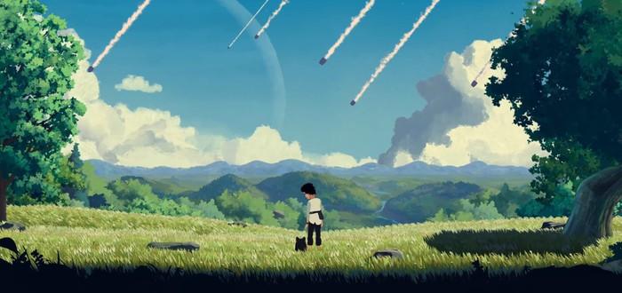 Ручная мультипликация в трейлере милой инди Planet of Lana