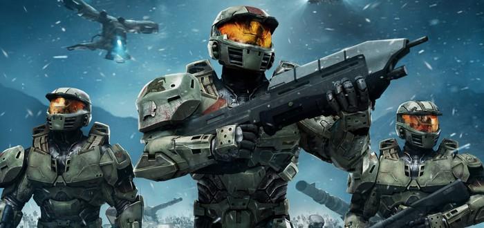 Утечка: Мастер Чиф на кадрах из сериала Halo