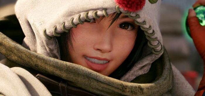 Самое главное о Final Fantasy 7 Remake Intergrade — Episode INTERmission