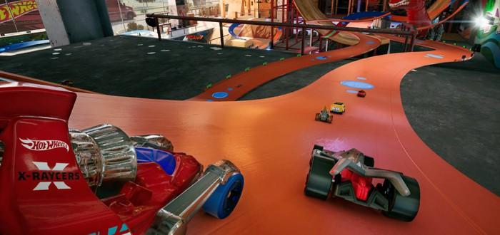 Гонки в скейт-парке в новом трейлере Hot Wheels Unleashed