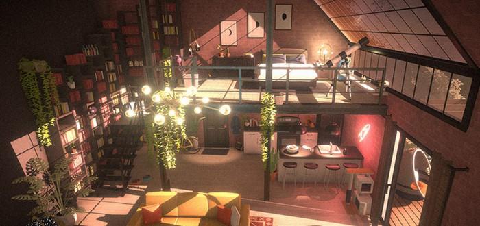 11 минут строительства дома в Paralives для тех, кому нужен перерыв от The Sims
