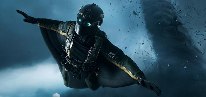 Первая запись игрового процесса Battlefield 2042 — выглядит эпично