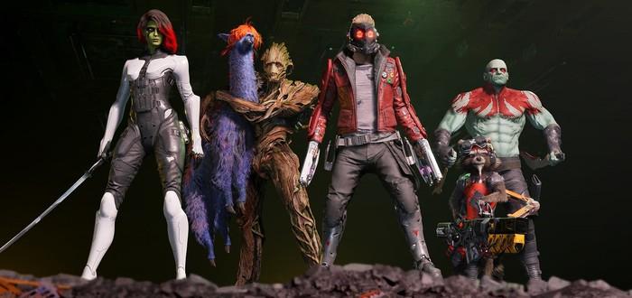 Eidos Montreal рассказала, почему Guardians of the Galaxy — исключительно сингловая игра