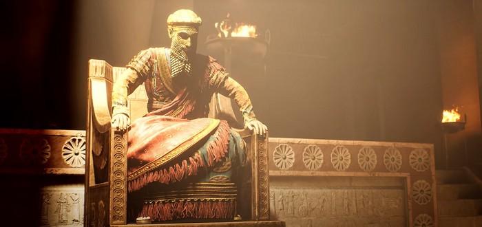 Сюжет Dark Pictures: House of Ashes основан на истории Аккадской империи