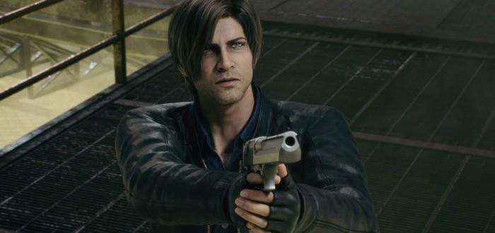 Леон Кеннеди на новых кадрах Resident Evil: Infinite Darkness