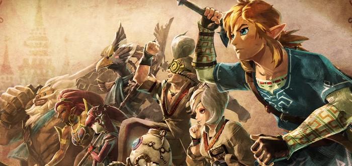 Подробности и сроки выхода новых DLC для Hyrule Warriors: Age of Calamity