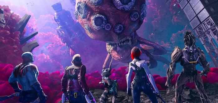 Guardians of the Galaxy и Humankind будут защищены Denuvo