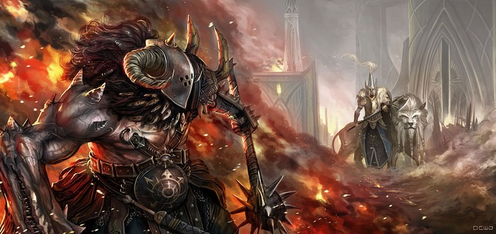 Warhammer Online: Age of Reckoning закрывается
