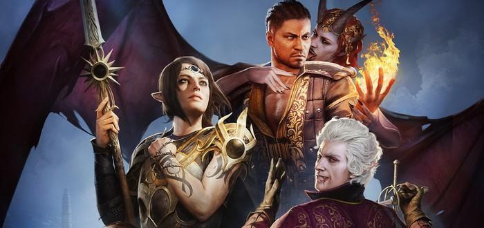 Baldur's Gate 3 не покинет ранний доступ в этом году