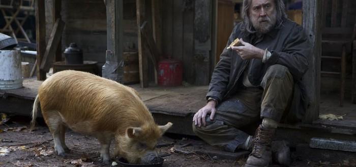 Николаc Кейдж ищет свинью в первом трейлере триллера Pig
