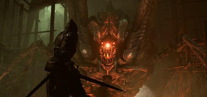 Инсайдер: PS4-версии ремейка Demon's Souls в базе PS Store уже четыре года
