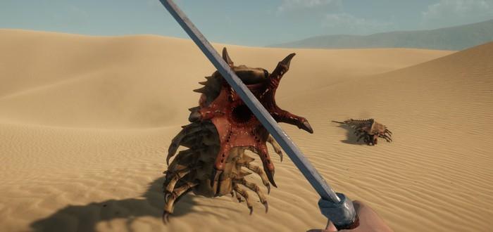 Борьба за жизнь в мистической пустыне в трейлере сурвайвала Starsand