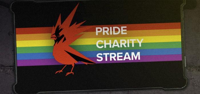 Геймеры пожертвовали три тысячи долларов на борьбу с гомофобией и 900 тысяч долларов на помощь Палестине