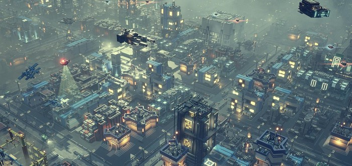 В раннем доступе Steam вышла градостроительная стратегия Industries of Titan