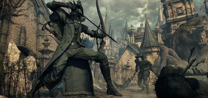Bloodborne стала самой популярной игрой на PC в PS Now