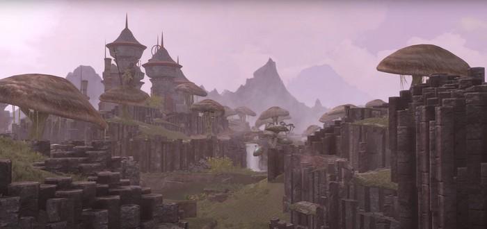 Разработчики масштабного мода Skywind опубликовали новый видеодневник