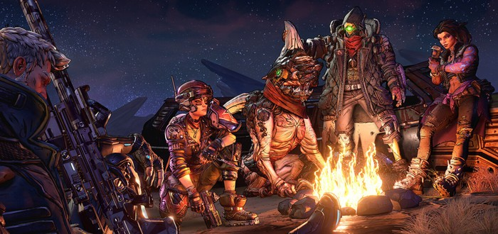 В Borderlands 3 появился кроссплей — без PlayStation