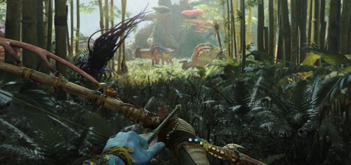 Разработчики Avatar: Frontiers of Pandora рассказали о движке игры
