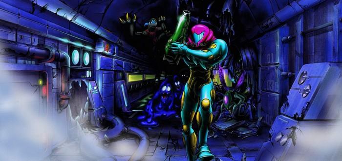 Игры Metroid для Wii U попали в топ продаж после анонса Metroid Dread