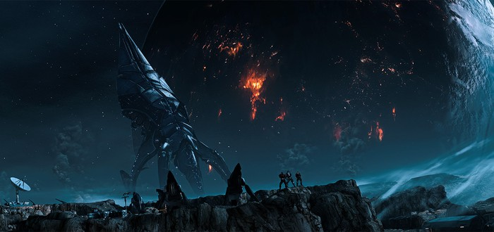 Сценарист BioWare уверен, что по Mass Effect будет сериал