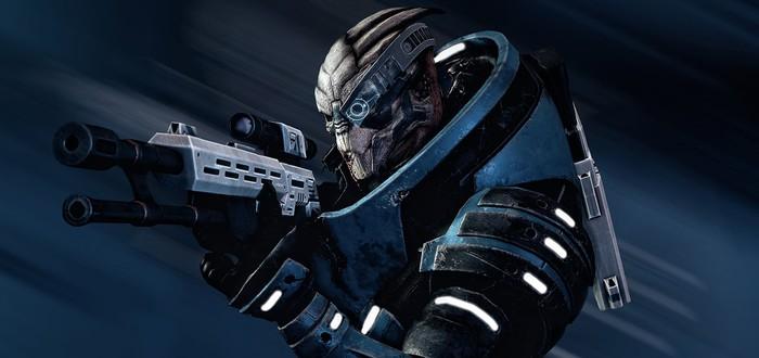 Mass Effect 4 должна признать равенство инопланетян и людей