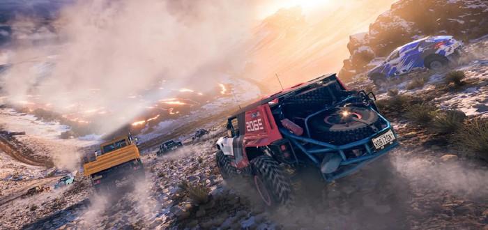 Демонстрация погодных изменений в новом трейлере Forza Horizon 5