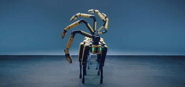 Boston Dynamics выпустила ролик в честь присоединения к Hyundai