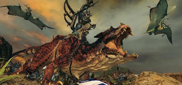 Total War: Warhammer 2 получит еще одну порцию бесплатного контента