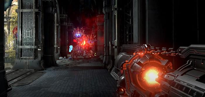 В DOOM Eternal добавили новую сетевую карту и мастер-уровень